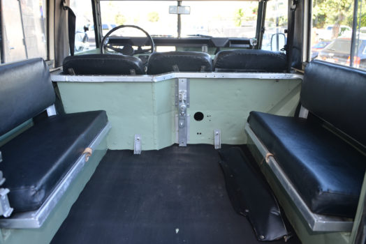 1971 Land Rover 88″ Series 2A